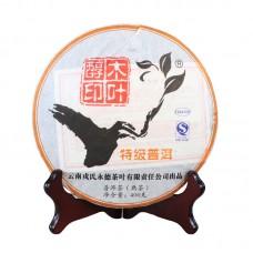 2012, Особый сорт, 0,4 кг/блин, шу, ч/ф Мэнку Жунши