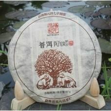 2013, Окрестности Лаоманьэ, 0,357 кг/блин, шу, ч/ф Фуюань Чан