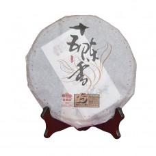 2014, 15-летняя выдержка, 0,357 кг/блин, шу, ч/ф Хайвань