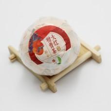 2011, Красный мандарин, 0,04 кг/шт, шу, ч/ф Цяо И