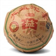 2008, Абсолют, 0,1 кг/точа, шэн, ч/ф Даи
