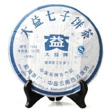 2008, 7542, 0,357 кг/блин, шэн, ч/ф Даи