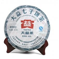 2012, 8582, 0,357 кг/блин, шэн, ч/ф Даи