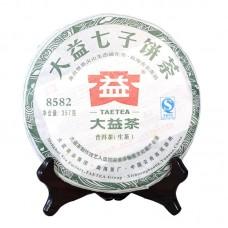 2011, 8582, 0,357 кг/блин, шэн, ч/ф Даи