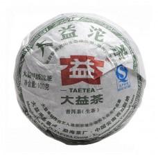 2012, Абсолют, 0,1 кг/точа, шэн, ч/ф Даи