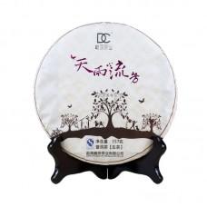 2012, Добрые традиции, 0,357 кг/блин, шэн, ч/ф Дяньча