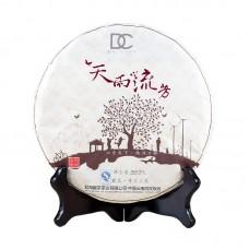 2013, Добрые традиции, 0,357 кг/блин, шэн, ч/ф Дяньча