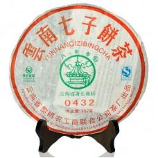 2007, 0432, 357 г/блин, шэн, ч/ф Лимин