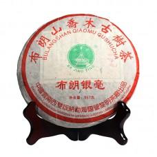2006, Буланшаньский пух, 0,357 кг/блин, шэн, ч/ф Лимин