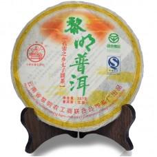 2007, Просвещение, 0,357 кг/блин, шэн, ч/ф Лимин