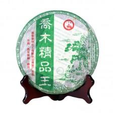 2006, Благородное дерево, 357 г/блин, шэн, ч/ф Лимин