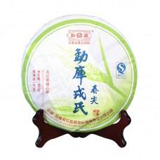 2007, Весенние пики, 0,4 кг/блин, шэн, ч/ф Мэнку Жунши