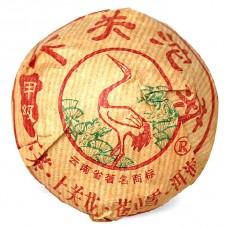 2007, Отборный Вкус, 0,1 кг/точа, шэн, ч/ф Сягуань