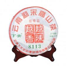 2011, 8113. Мэнсун, 0,357 кг/блин, шэн, ч/ф Сягуань