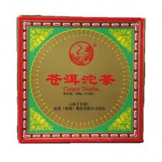 2005, Цанъэр, 0,1 кг/точа, шэн, ч/ф Сягуань