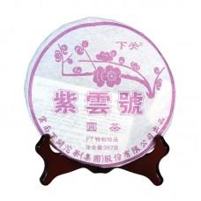 2011, Фиолетовое Облако, 0,357 кг/блин, шэн, ч/ф Сягуань