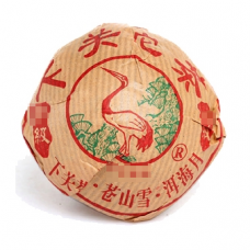 2006, Отборный Вкус, 0,1 кг/точа, шэн, ч/ф Сягуань