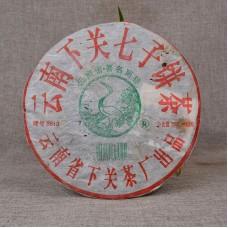 2006, 8613, 0,357 кг/блин, шэн, ч/ф Сягуань