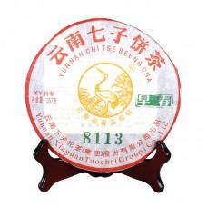 2011, 8113. Ранняя Весна, 0,357 кг/блин, шэн, ч/ф Сягуань
