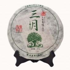 2014, Март, 357 г/блин, шэн, ч/ф Фуюань Чан