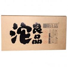 2017, Отборный чай, 180 г/коробка, шэн, ч/ф Хайвань