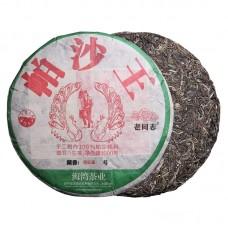 2018, Король Паша, 1 кг/блин, шэн, ч/ф Хайвань