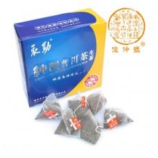 2011, Храбрость, 0,06 кг/коробка, шэн, ч/ф Цзюньчжун Хао