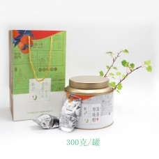 2017, Мистер Юаньчжи, 300 г/банка, шэн, ч/ф Цяо И