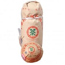 2007, Точа юньнаньская, 0,1 кг/точа, шэн, ч/ф Чжунча