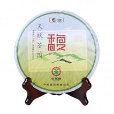 2012, Чай Эдемского сада (ароматный), 357 г/блин, шэн, ч/ф Чжунча
