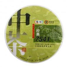 2013, 7541 классический, 357 г/блин, шэн, ч/ф Чжунча