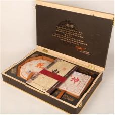 2015, Цянь и Кунь (Ян и Инь), 500 г/комплект, шэн, ч/ф Чэньшэн Хао