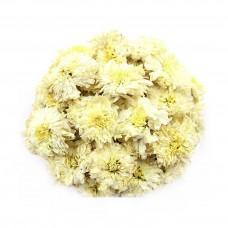 2020, Хризантема белая, цветочный, зиплок-пакет, 100 г, фермерский чай