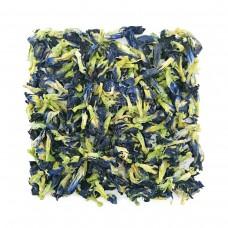 """2020, Анчан """"Синяя бабочка""""/""""тайский чай"""", цветочный, зиплок-пакет, 50 г, фермерский чай"""