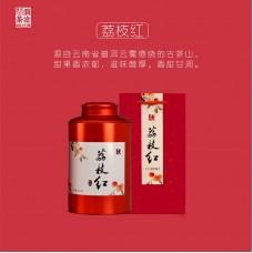 2016, Личи Хунча, 250 г/банка, красный чай, ч/ф Ланьцан