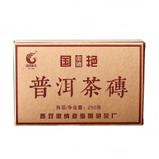 2013, Слиток золота, 250 г/кирпич, шу, ч/ф Гоянь