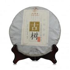2012, Золото древних деревьев, 357 г/блин, шу, ч/ф Дэфэн Чан