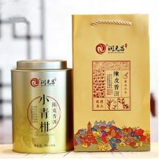 2016, Благоухающий Лайм, 250 г/шт, шу, ч/ф Жуньюань Чан