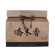 2017, Аромат высоких деревьев, 1 кг/коробка, шу, ч/ф Лунъюань Хао