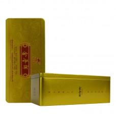 2014, Золотой пуэр, 150 г/коробка, шу, ч/ф Лунъюань Хао