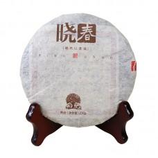 2017, В преддверии Весны (Иушаньский лист), 200 г/блин, шу, ч/ф Фуюань Чан