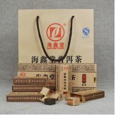 2017, Золотые слитки, 500 г/коробка, шу, ч/ф Хайсинь Тан