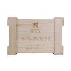 2017, Лао Чатоу, 1 кг/коробка, шу, ч/ф Чжэнхао