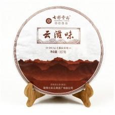2015, Вкус Юньнани, 357 г/блин, шу, ч/ф Юньнань Колорфул