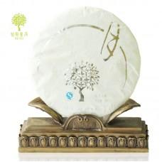 2010, Блеск Луны. Подарочная упаковка, 357 г/блин, шэн, ч/ф Болянь