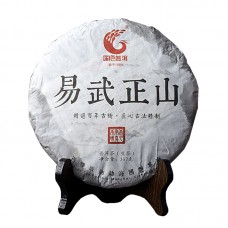 2016, Иушанец, 357 г/блин, шэн, ч/ф Гоянь