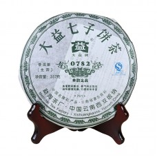 2007, 0782, 357 г/блин, шэн, ч/ф Даи