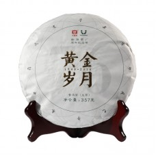 2016, Золотые Времена, 357 г/блин, шэн, ч/ф Даи