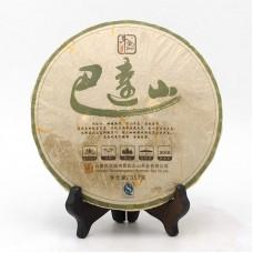 2016, Бадашань, 357 г/блин, шэн, ч/ф Доуцзи