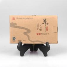2010, Ароматика, 250 г/коробка, шэн, ч/ф Доуцзи